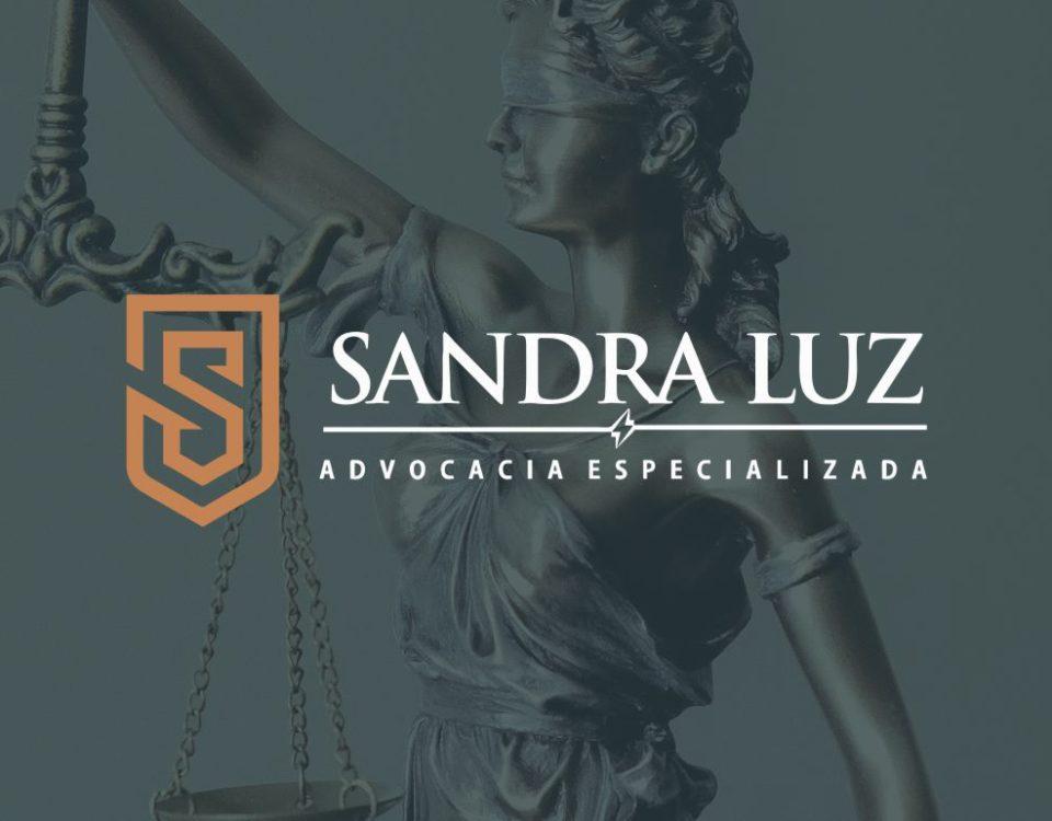 Sandra Luz Advocacia Criação de Sites Institucionais